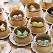 高級中華 白金亭の味をリーズナブルに 58品飲茶食べ放題