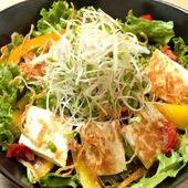 瑞々しい野菜の旨味を、たっぷりと味わえます