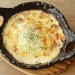 クワトロフォルマッジ(4種チーズ) ドリアorグラタン