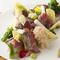 しっとりとした柔らかな食感の『岩手産米沢豚黒酢煮』