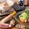 鶏がらスープの旨みたっぷり『薩摩赤鶏 水炊き』
