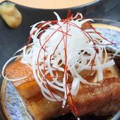 一口食べれば、至福の味わい、『沖縄産豚の角煮』