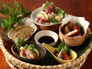 食材は徹底的に九州産にこだわっています。