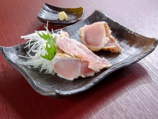鶏肉専門店で培った肉を見極める眼。肉選びには自信があります