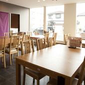 和風創作料理をスタイリッシュな空間で楽しめる居酒屋