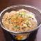 新鮮食材を贅沢に組み合わせた『牡蠣と帆立の濃厚ウニソース焼』