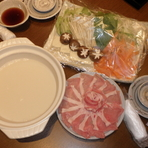 だるま屋特製豆乳スープ、ヘルシースープで夏を乗り切れ