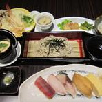 昼会食 蕎麦膳