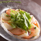 シャキシャキ野菜と魚介がマッチ『海鮮カルパッチョ』