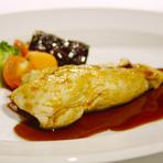 ジャックダニエルの風味豊かな『清流鶏のジャックダニエル焼き』