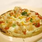 海老と蟹のペッパーPizza(M)