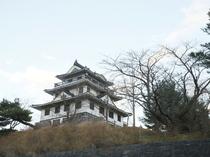 平泉関山に伝わる遺跡などを伝承の「懐徳館」