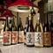 お酒の種類が豊富。リーズナブルな価格で揃います