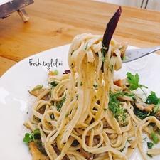 【Puremium Pasta Lunch】バケット・スープ付き