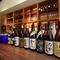 博多の地酒・焼酎。料理に華を添えてくれます
