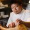 イタリアン出身のシェフがつくるパスタ料理も人気