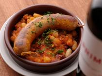 新鮮食材が活きる地中海料理。シンプルに、体にやさしく