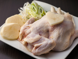 タッカンマリを最大限においしくする地鶏選び