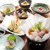 明石の料亭旅館【人丸花壇】の味が神戸、三ノ宮で味わえる