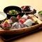 和食料理のベテランシェフに【なぶら】の料理はお任せください