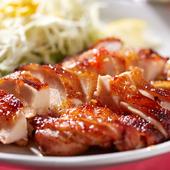 甘めのピリ辛味がクセになる『タイ風バーベーQチキン』
