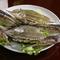 蟹味噌も楽しみ。ホクホクの身を堪能できる「上海蟹」 要予約