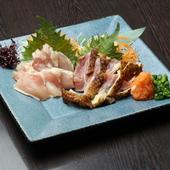 九州直送 鶏のタタキ
