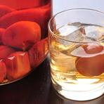 原料や漬け方にこだわった自家製梅酒が自慢です