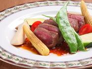 リーズナブルな価格が嬉しい『佐賀県産和牛A5ロースステーキ』