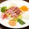 鮮魚のお刺身中華まぜまぜサラダ(大・4人前)