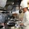 食材を炒める温度や鍋に加える順序にまでこだわる「炒」の名人