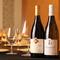 フランスを中心に200種ほどのワインが揃えてあります