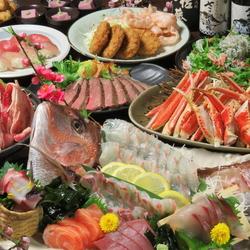 ここぞというハズせない新年会にピッタリ!さらにいつでもOK!!お肉・枝豆・ポテト食べ放題たったの+29円★