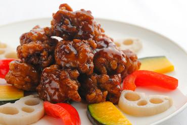 高級品として知られる気仙沼産吉切鮫を使った『ふかひれの姿煮』