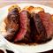 牛肉の旨みを最大限に引き出した『牛ハラミのステーキ』