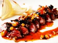 シェフおすすめの調理で食す『本日の信州牛料理』