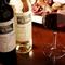 8~12種類のグラスワインが常時揃い、少人数でもいろいろ試せる