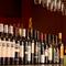 ワインなどのお酒が充実しています