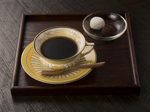 ゆっくりとコーヒーを味わいたい方におすすめ。『観音コーヒー』