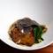 日本料理の技を落とし込んだフォアグラのソテー