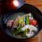 牛肉と根野菜をたっぷり使い、治部煮風に