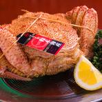 北海道を旅行で訪れた時は必ず食べたい『毛蟹』