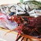 豊かな漁場である瀬戸内海の魚介を厳選。とれたてをそのままに