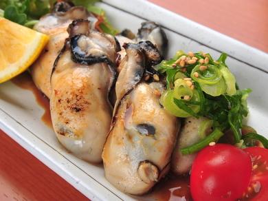 堀口海産の牡蠣