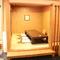 掘り炬燵を備えた座敷は完全個室、彩り豊かな和食を堪能する贅を