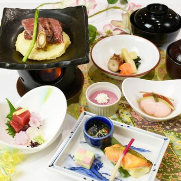 【新年会におすすめ】黒毛和牛陶板焼きコース 4,500円→4,000円