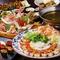 新鮮食材を握るお寿司屋さんで歓送迎会