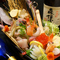 多彩な和食とお酒を楽しめる宴会コースも充実!