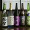 庄内と全国各地の日本酒、25種類以上