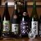 宮城県の地酒を中心にそろえた日本酒